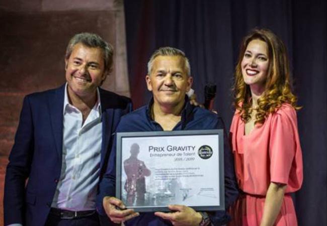 Prix Gravity 2018, les enrepreneurs ont du talent